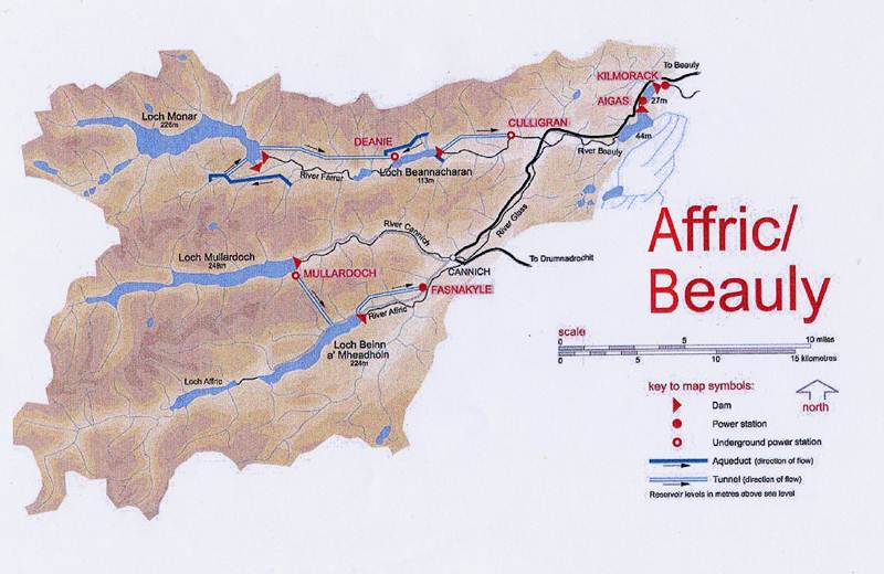 Affric/Beauly Schematic